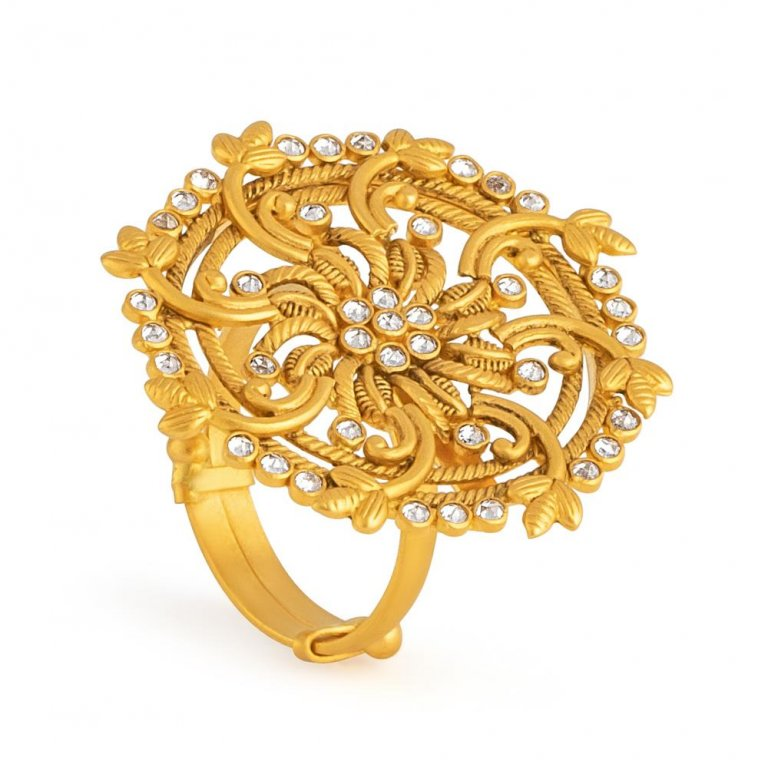 22ct Gold Ring 9.3gm