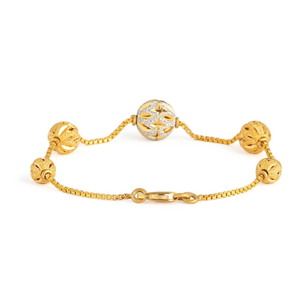 Sparkle 22ct Light Ladies Bracelet SPBR057