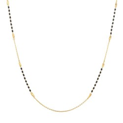 22ct Gold Mangalsutra 3.7 gm