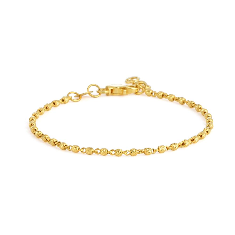 2mm Beads Bracelet