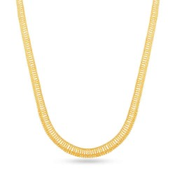Jali Collection 22ct Gold Necklace 48.5gm