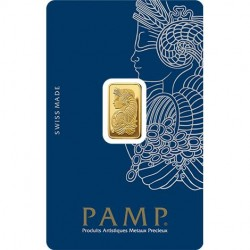 Pamp Swiss Made Fine Gold Bar