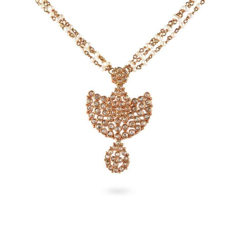 22ct Gold Necklace 16.4gm