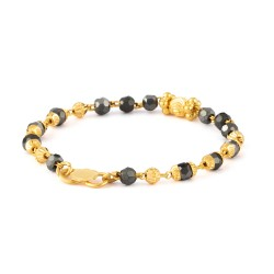 22ct Gold Baby Bracelet 3.1gm