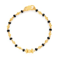 22ct Gold Baby Bracelet 2.6gm