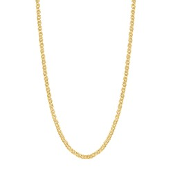 22ct Gold Curb Chain 18.3gm 20 Inches