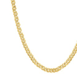 22ct Gold Heavy Curb Chain CHCR062