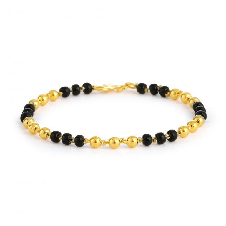22ct Gold Baby Bracelet 2.2gm