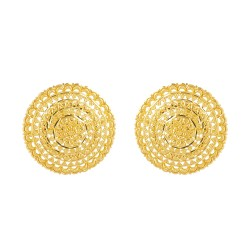 22ct Gold Earring 13.6gm