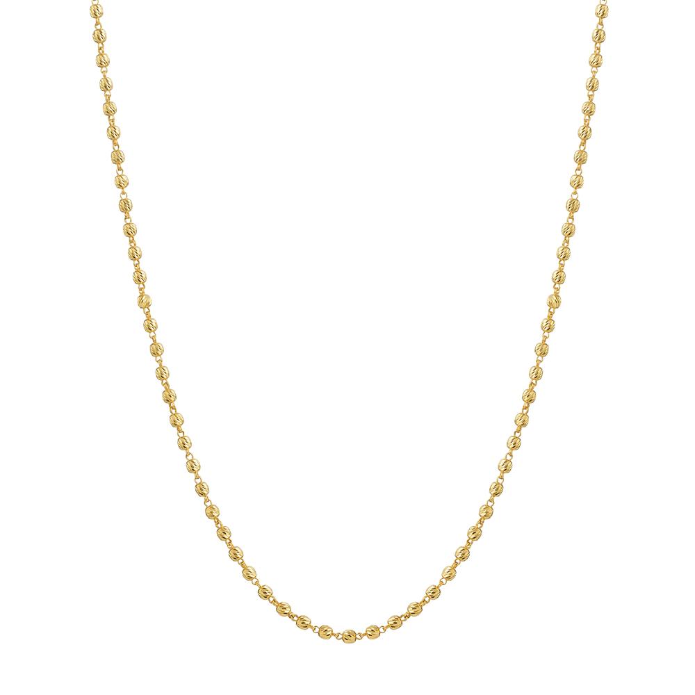 22ct Gold Heavy Fancy Chain CHFC278