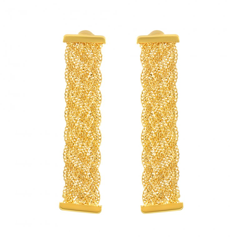 22ct Gold Earring 7 gm