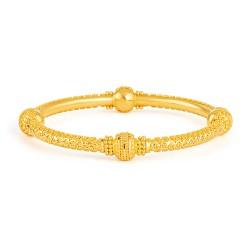 Jali Collection 22ct Gold Kada 20.2 gm