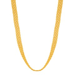 22ct Gold Necklace 26.2gm