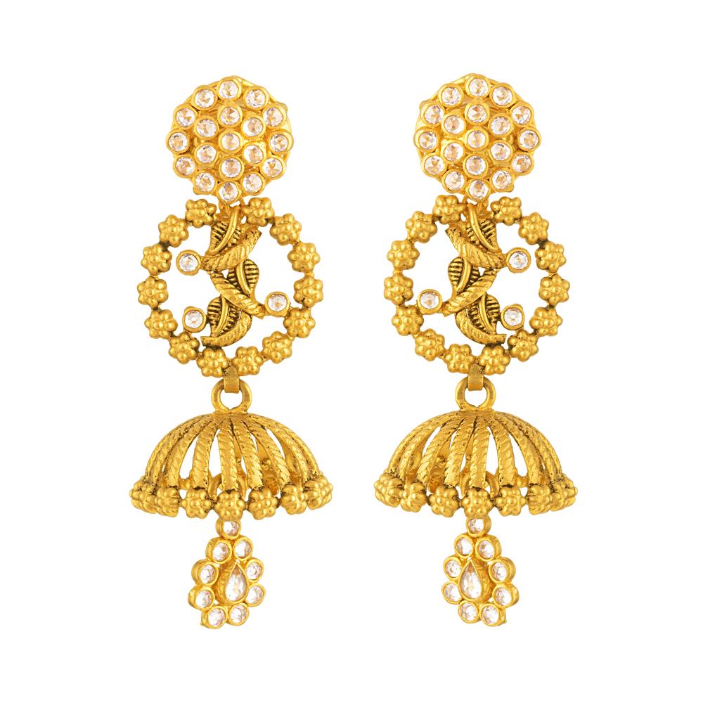 22ct Anusha Earring/11.5gm