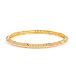 22ct Gold Bangle 14.1gm