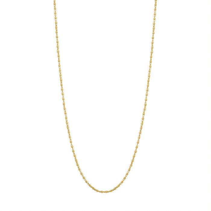 22ct Gold Medium Fancy Chain CHFC274