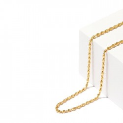 22ct Gold Medium Fancy Chain CHFC274