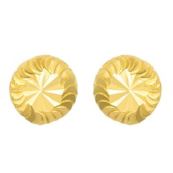 22ct Gold Earring 2.3 gm