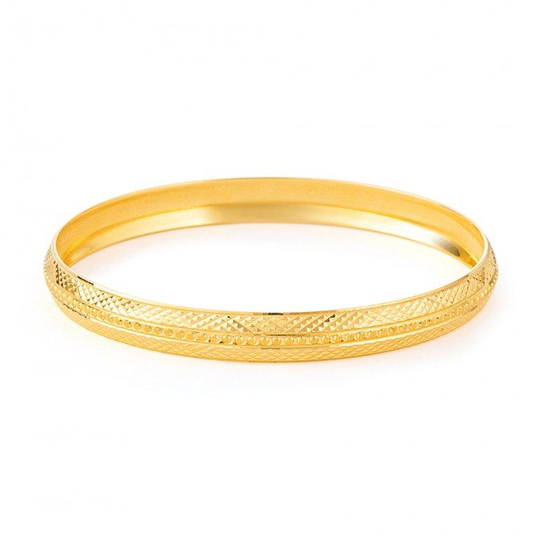 22ct Gold Kada 18.8 gm