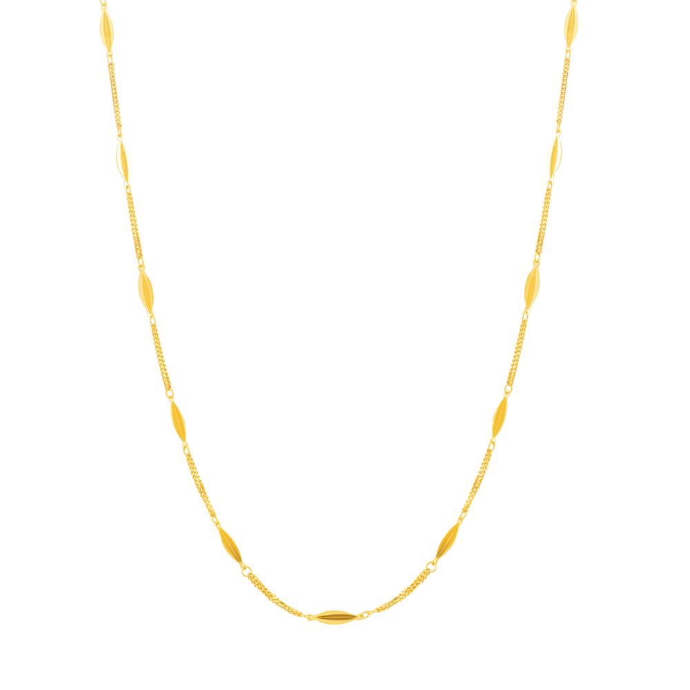22ct Gold Chain33355-1 (2)