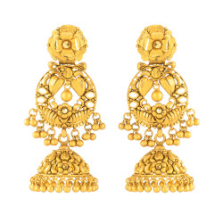 22ct Gold Earring 33447