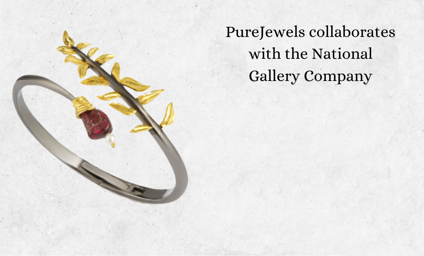 National Gallery Company launches first jewellery collection inspired by Artemisia