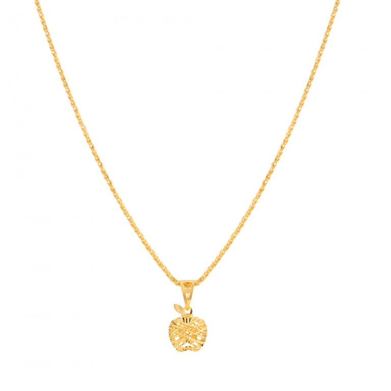 22ct Gold Pendant 1gm