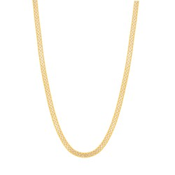 22ct Gold Fancy Chain 28.2gm 22 Inches