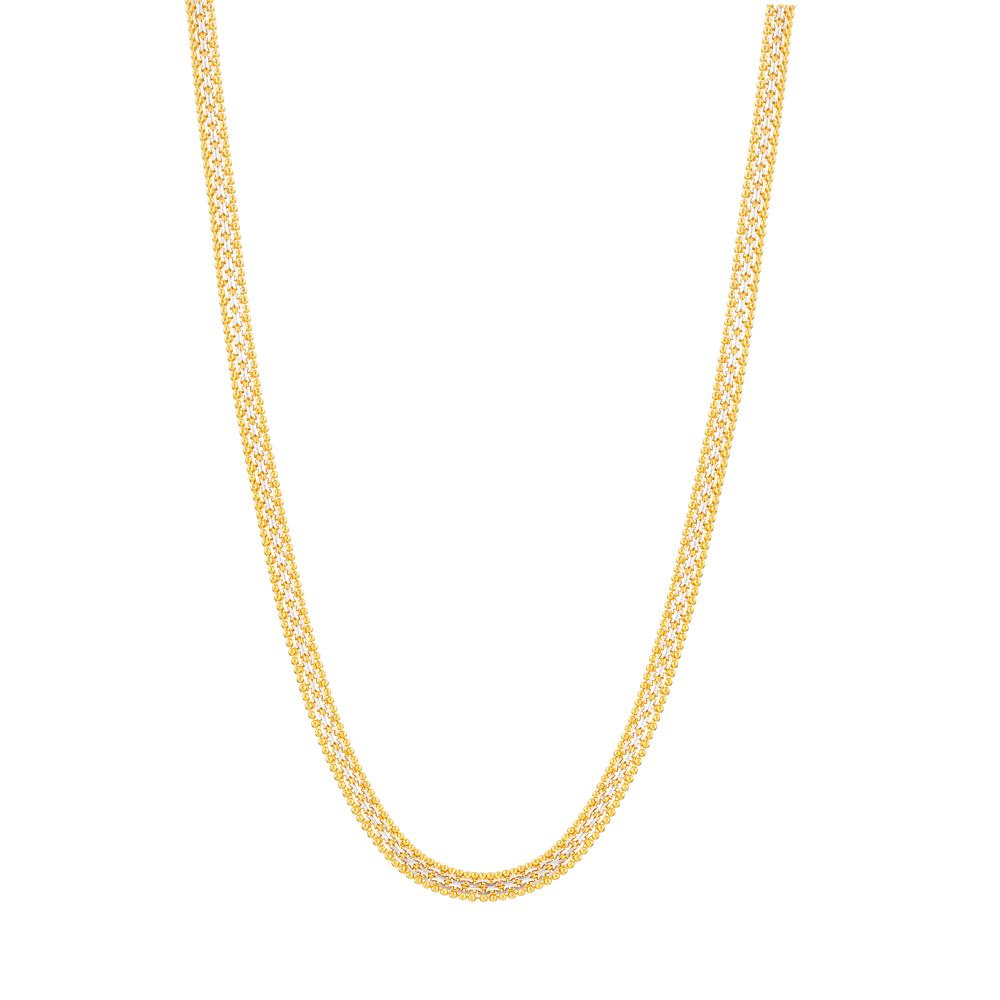 22ct Gold Heavy Fancy Chain CHFC274