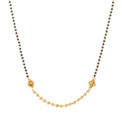 22ct Gold Mangalsutra 4.6 gm