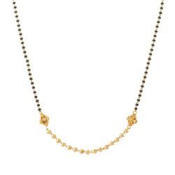 22ct Gold Mangalsutra 4.6 gm