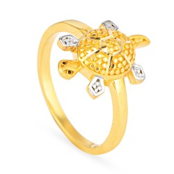 22ct Gold Ring 3.5gm