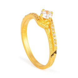 22ct Gold Ring 3gm