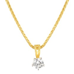 Timeless Classics 22ct Gold Pendant 1.1gm