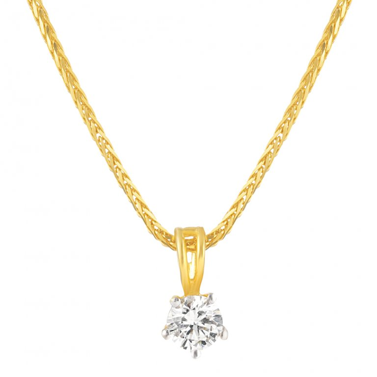 Timeless Classics 22ct Gold Pendant 1.3gm