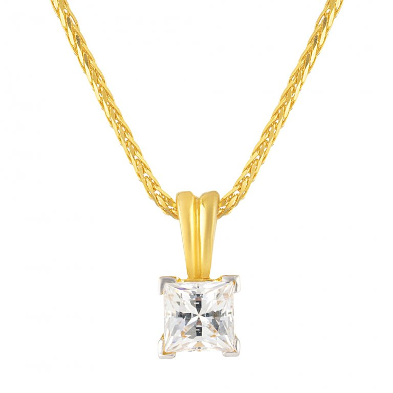 Timeless Classics 22ct Gold Pendant 2gm