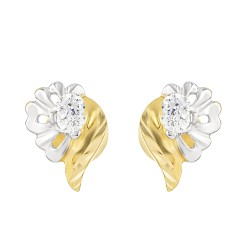 22ct Gold Earring 1.5gm
