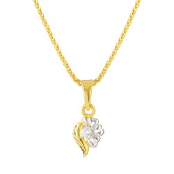 22ct Gold Pendant 1.2gm