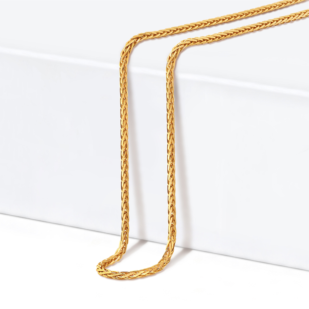 22ct Gold Chain 28429-1