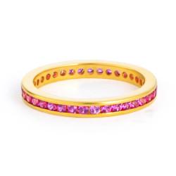 22ct Gold Ring 33224-02