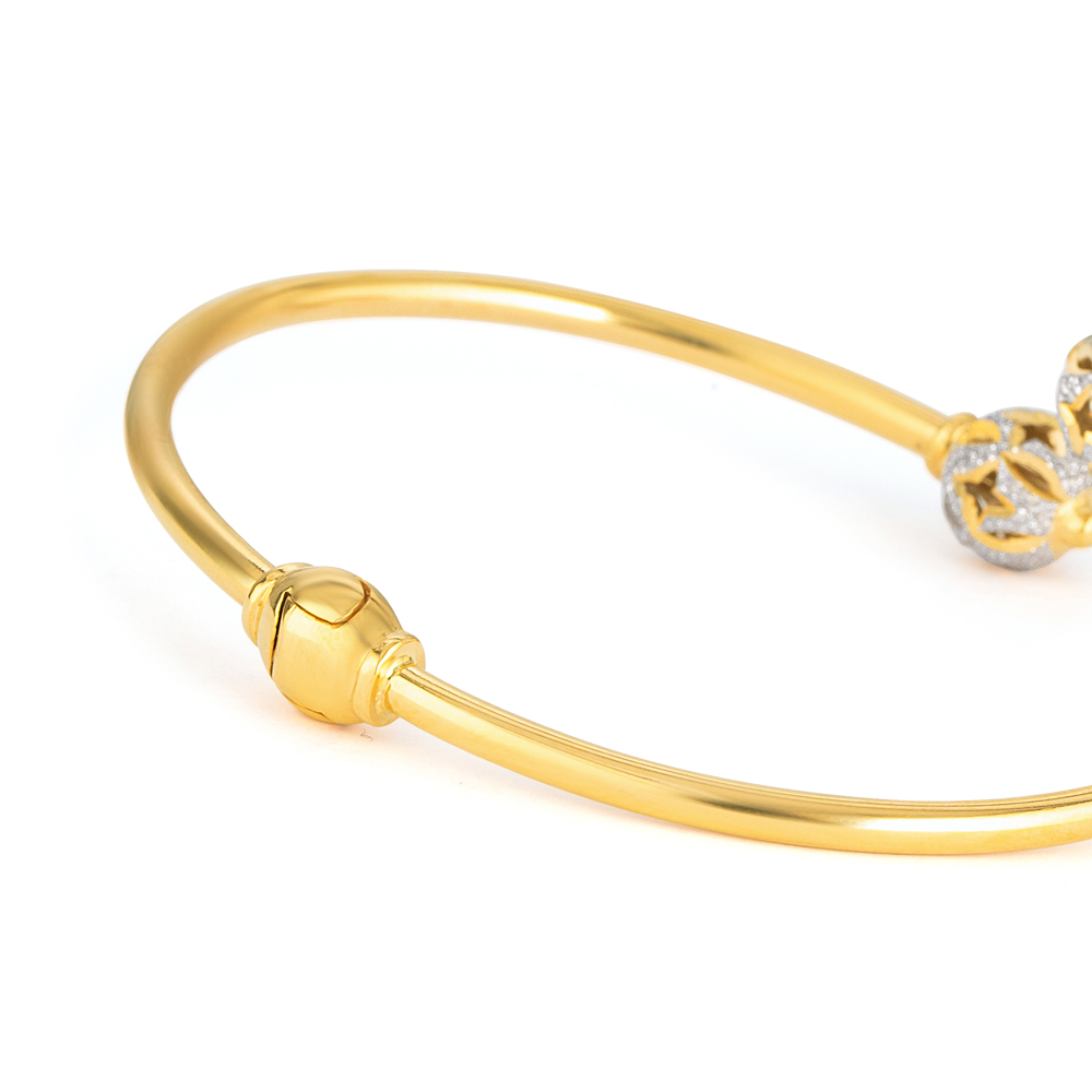22ct Gold Bracelet 33469-02