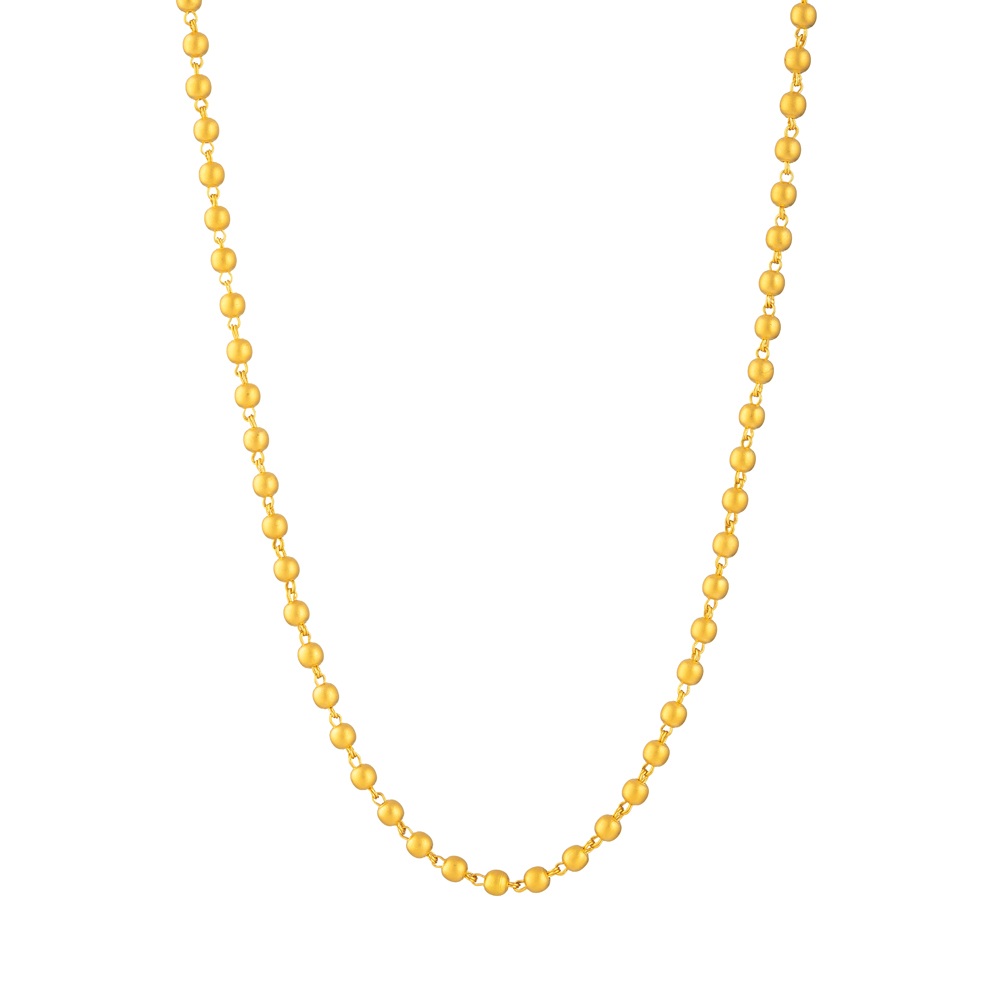 22ct Gold chain 33482-01