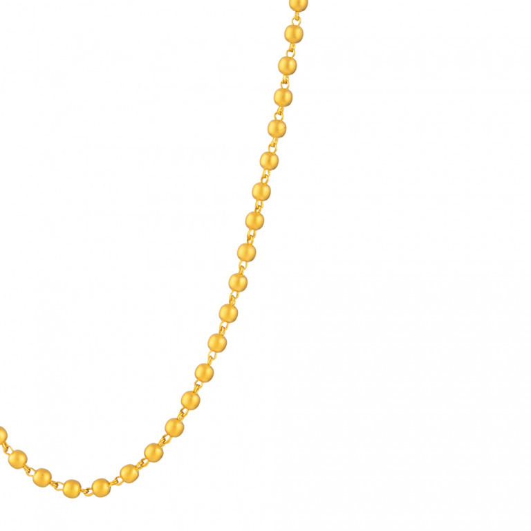 22ct Gold Chain 33482-02