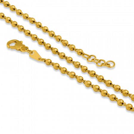22ct Gold Chain 33483-1