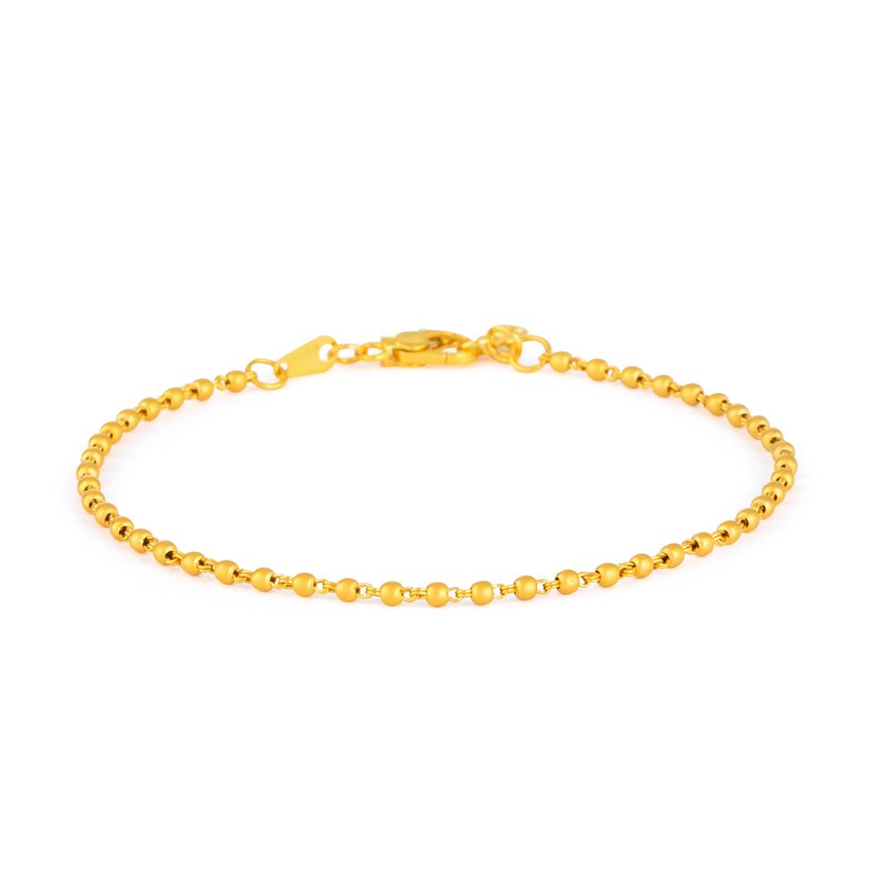 22ct Gold Bracelet 33491