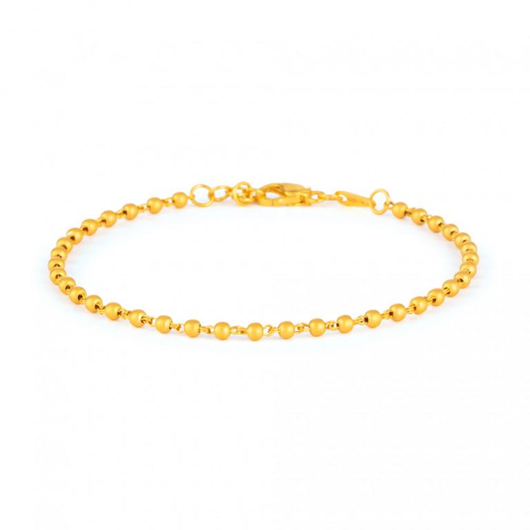 22ct Gold Bracelet 33492