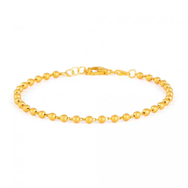 22ct Gold Bracelet 33493