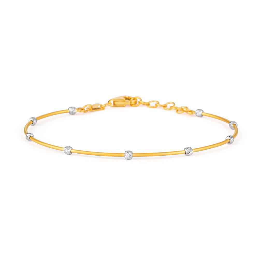 22ct Gold bracelet 33498-01