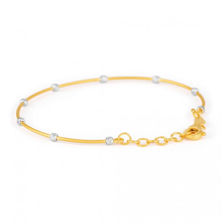 22ct Gold Bracelet 33498-02