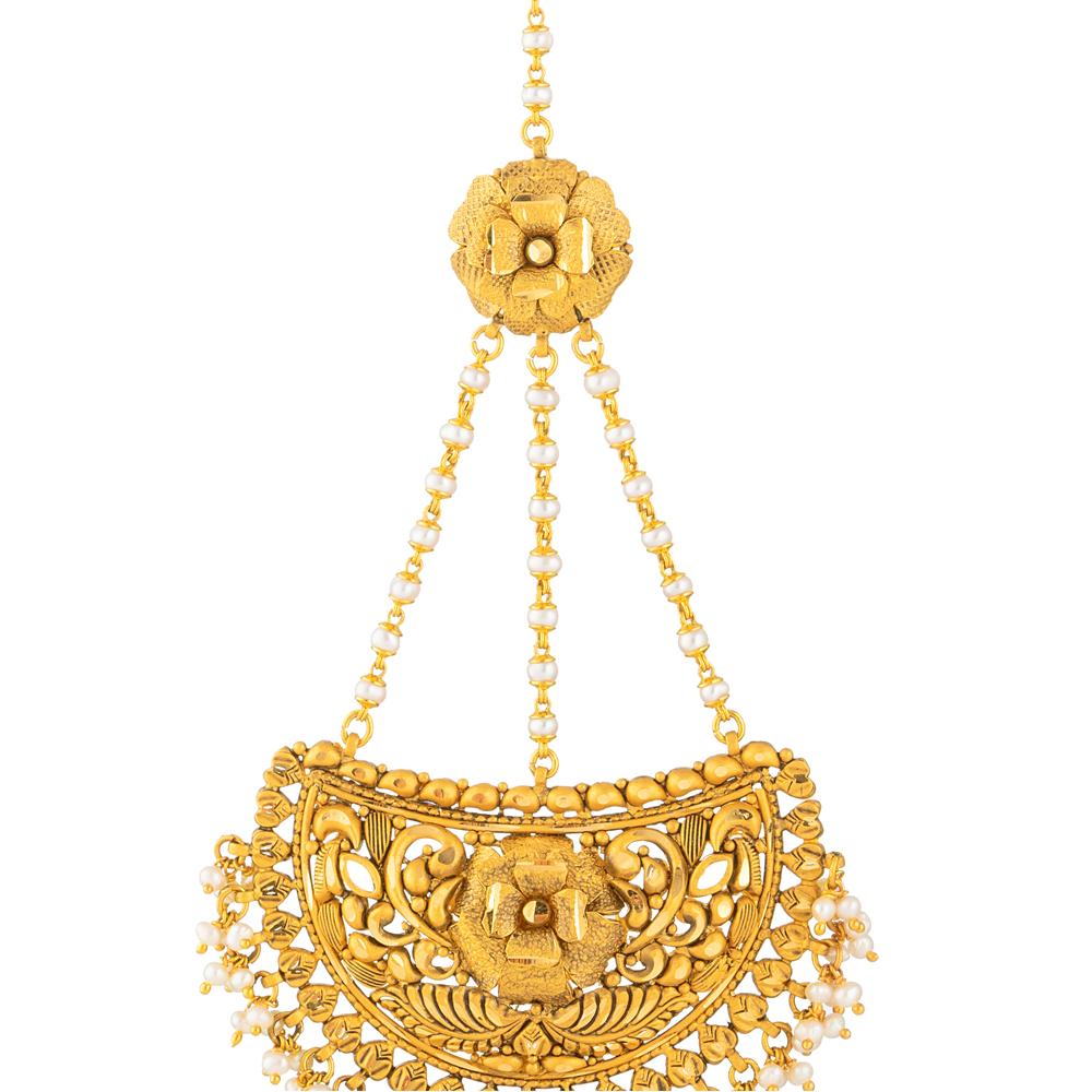 22ct Gold Jhumar 40052-2